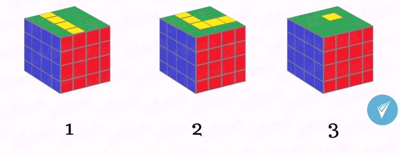 Upper side's solving