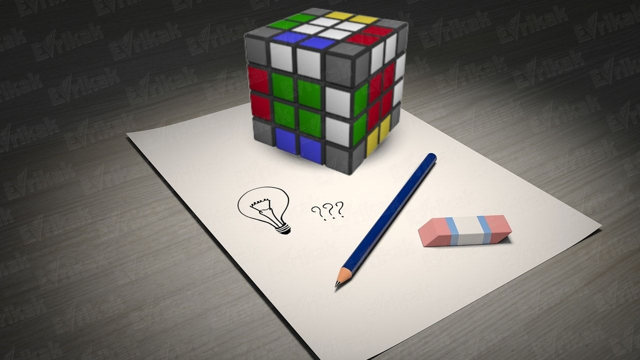 How to solve a Rubik's cube 4×4: step-by-step instruction with pictures