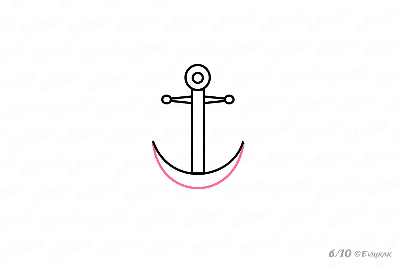 Anchor arm