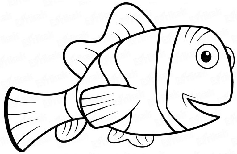 """Coloring online """"marlin-from-the-finding-nemo"""""""