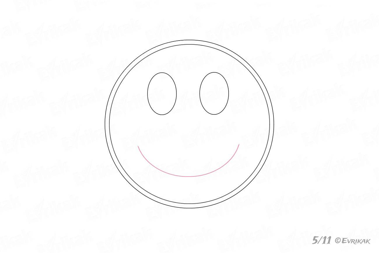 Smile outlines