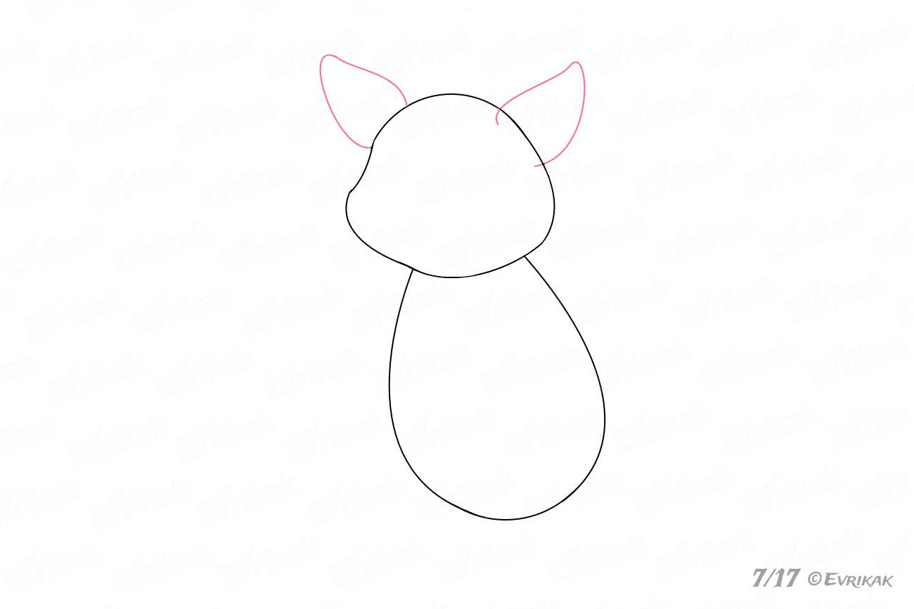 How To Draw A Little Pig