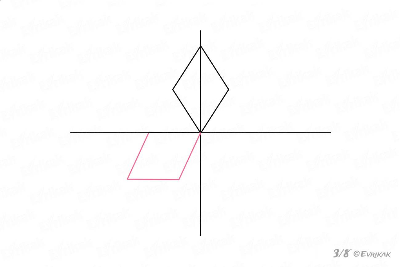 Side rhombs